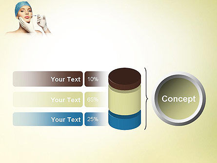 Cosmetic Injection PowerPoint Template Slide 11