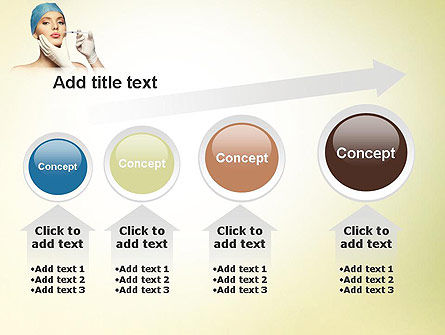 Cosmetic Injection PowerPoint Template Slide 13