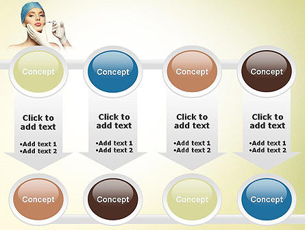 Cosmetic Injection PowerPoint Template Slide 18