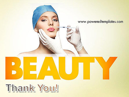 Cosmetic Injection PowerPoint Template Slide 20