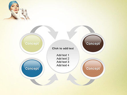 Cosmetic Injection PowerPoint Template Slide 6