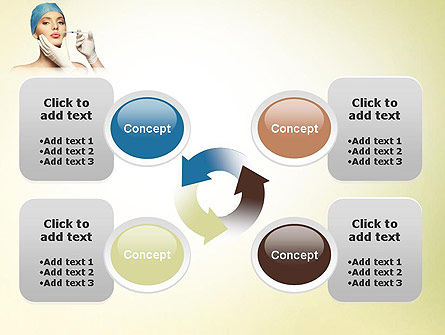 Cosmetic Injection PowerPoint Template Slide 9