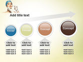 Cosmetic Injection PowerPoint Template#13