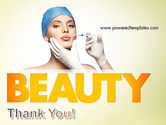 Cosmetic Injection PowerPoint Template#20