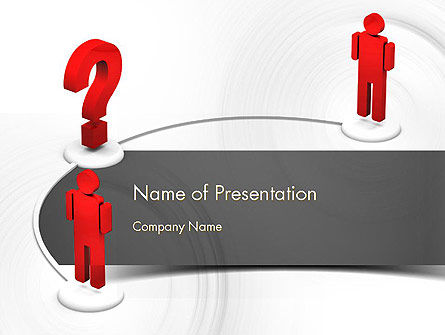 Telecommunication: Trying to Communicate PowerPoint Template #11600