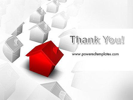 Suburban Property PowerPoint Template Slide 20