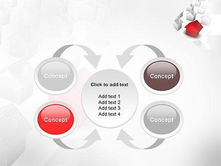 Suburban Property PowerPoint Template Slide 6