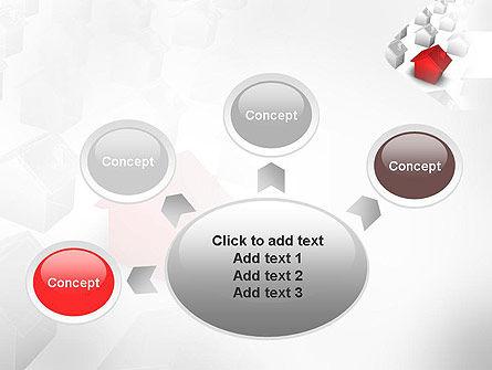 Suburban Property PowerPoint Template Slide 7