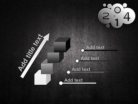 Metal Style 2014 PowerPoint Template Slide 14