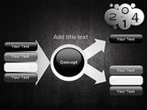 Metal Style 2014 PowerPoint Template#15