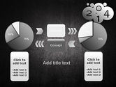 Metal Style 2014 PowerPoint Template#16