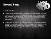 Metal Style 2014 PowerPoint Template#2