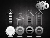 Metal Style 2014 PowerPoint Template#7