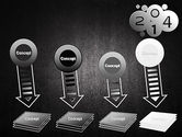 Metal Style 2014 PowerPoint Template#8