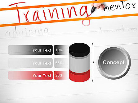 Training Plan PowerPoint Template Slide 11