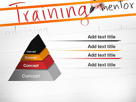 Training Plan PowerPoint Template Slide 12