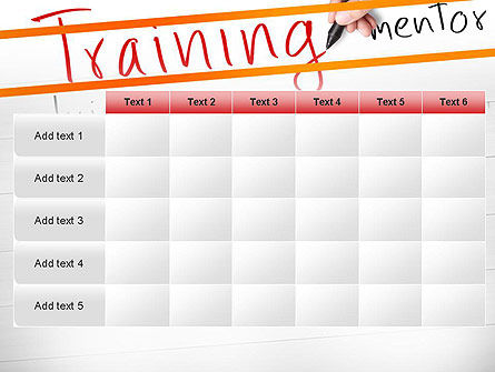 Training Plan PowerPoint Template Slide 15