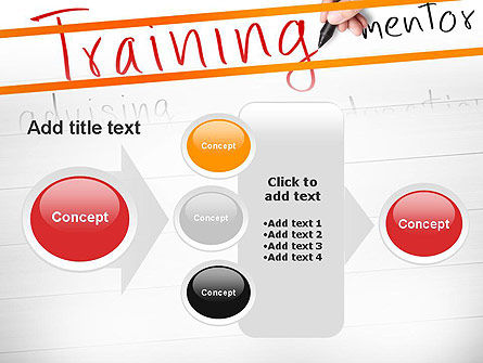 Training Plan PowerPoint Template Slide 17