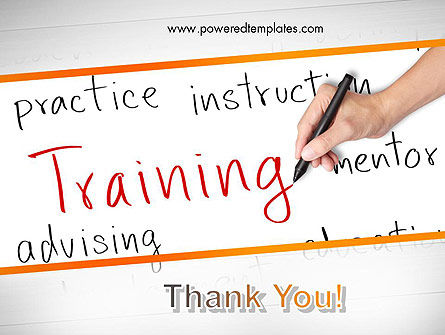 Training Plan PowerPoint Template Slide 20