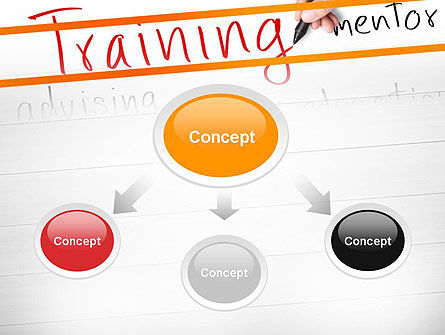 Training Plan PowerPoint Template, Slide 4, 11607, Education & Training — PoweredTemplate.com