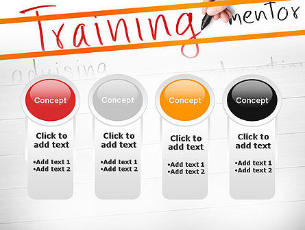 Training Plan PowerPoint Template Slide 5