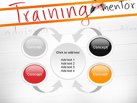 Training Plan PowerPoint Template Slide 6