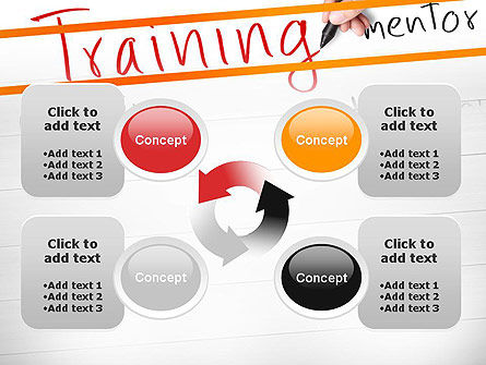Training Plan PowerPoint Template Slide 9
