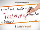 Training Plan PowerPoint Template#20