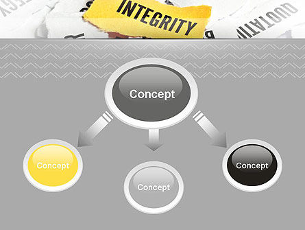 Integrity Concept PowerPoint Template Slide 4