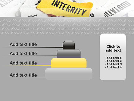 Integrity Concept PowerPoint Template Slide 8