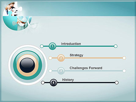 Surgical Technology PowerPoint Template, Slide 3, 11613, Medical — PoweredTemplate.com