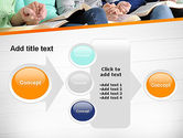 Prayer Group PowerPoint Template#17