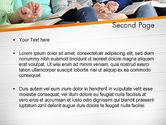 Prayer Group PowerPoint Template#2