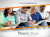 Prayer Group PowerPoint Template#20