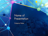 Business Concepts: Business Network Concept PowerPoint Template #11620
