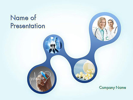 Comprehensive Care PowerPoint Template, 11624, Medical — PoweredTemplate.com