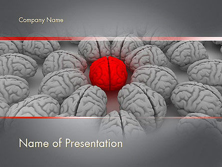 Charisma PowerPoint Template, 11626, Education & Training — PoweredTemplate.com