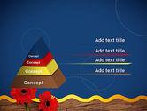 Flowers and Repair Tools PowerPoint Template#12