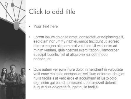 Project Team PowerPoint Template, Slide 3, 11633, Business — PoweredTemplate.com