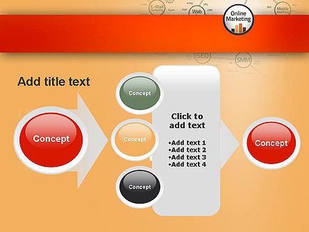 Digital Marketing PowerPoint Template Slide 17