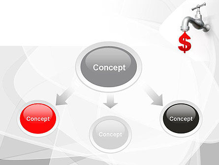 Money Leak PowerPoint Template Slide 4