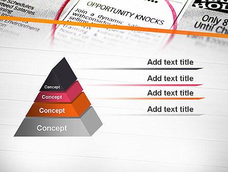 Opportunity Knocks PowerPoint Template Slide 12