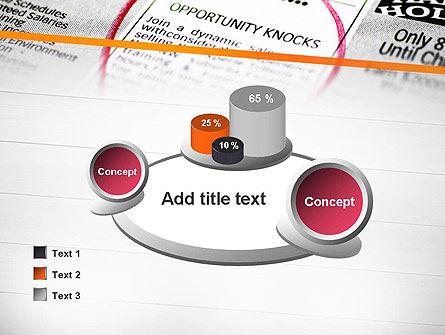 Opportunity Knocks PowerPoint Template Slide 16