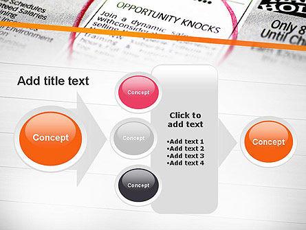 Opportunity Knocks PowerPoint Template Slide 17