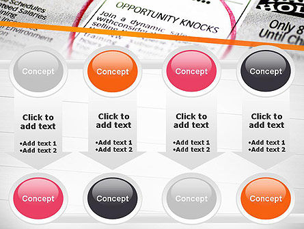 Opportunity Knocks PowerPoint Template Slide 18