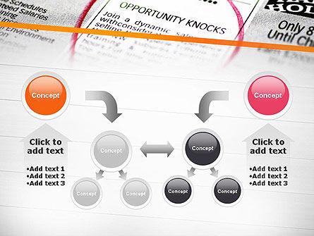 Opportunity Knocks PowerPoint Template Slide 19