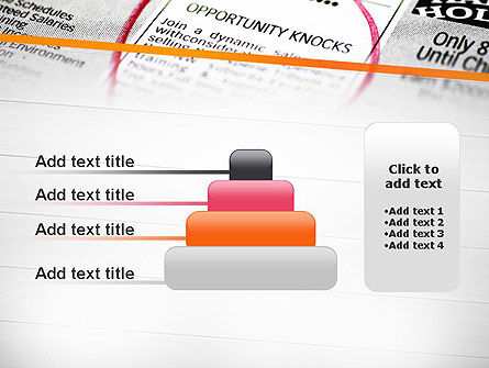 Opportunity Knocks PowerPoint Template Slide 8
