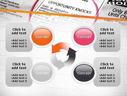 Opportunity Knocks PowerPoint Template Slide 9