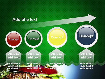 Yummy Food PowerPoint Template Slide 13