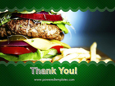 Yummy Food PowerPoint Template Slide 20